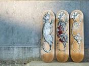 Street Artist SK8room Limited Edition Skate Decks