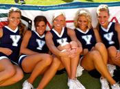 Cheerleaders Hoping Tourney