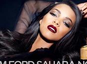 "Lais Ribeiro Ford ""Sahara Noir"" Fragrance Campaign"