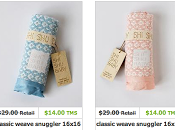 Daily Deal: Over Bamboo Baby Blankets Huge Sale Skip Toys, Diaper Bags, More!