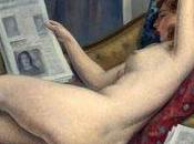 Naked Woman Reading