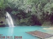Whacky Photo: Enchanting Kawasan Falls, Badian