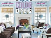 "Scavenger Hunt Alert! House Beautiful's, March ""Color Combinations"" Issue"