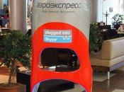 Moscow Airport (SVO) Offer Free Skype Calls