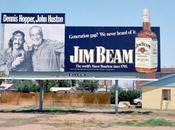 John Huston Dennis Hopper Beam Ads!