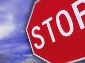 Obstacle, Barrier Stop Sign from God?