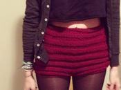 Knit Shorts!