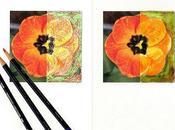 Finish Flower Card