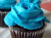 Chocolate Zucchini Cupcakes-Daring Bakers March Hidden Veggies