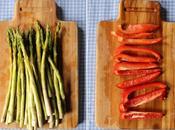 Individual Bakes Asparagus Pepper