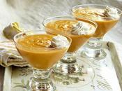 Healthy Pumpkin Coconut Pudding