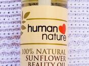 Human Nature Sunflower Beauty Review