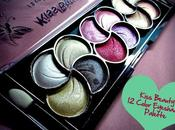 Born Pretty Store, Kiss Beauty Color Eyeshadow Review