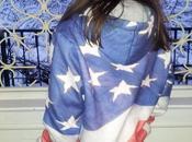 American Flagged Hoodie