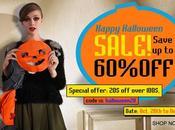 Halloween Sale Romwe