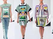 Graphic Print Trend: Spring Summer 2013 Fashion