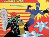 Major Lazer's Fourth Lazer Strikes Back Reggae, Dub, Remix