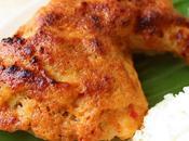 Ayam Percik (Grilled Chicken) -MFF Kelantan