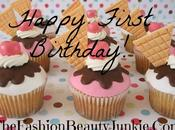 It's Birthday! Fashion Beauty Junkie Turns One!
