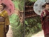 Communing with Nature, Kimono?
