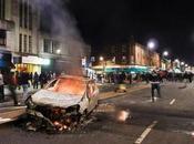 London Riots Rock Tottenham, Brixton. Britain Broken?