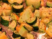 Super Simple Recipe: Roasted Summer Squash