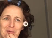 Video: Fiona Shaw Behind Scenes During Mother Courage Children