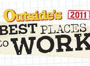 Outside Magazine's Best Places Work