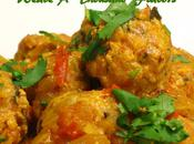 Murgh Koftay Punjabi Style Chicken Meatballs Buttermilk Gravy