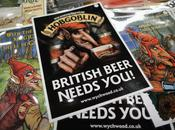 Beer Festivals: Posters Displayed CAMRA Great British Festival August 2011 Evri