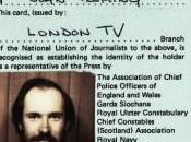 Margaret Thatcher, Trades Unions First Television Production