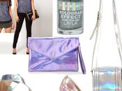 Frugal Fashion Friday Holographic Trend