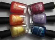 Zoya Summer Pixie Dusts 2013 Swatches Review