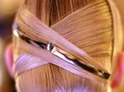 Details: Hair, Neck-wear, Earrings