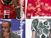 Lebron James Post Game Press Conference Style Givenchy And...