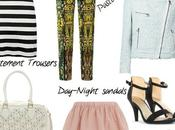 Spring Essentials: High Street Edition*