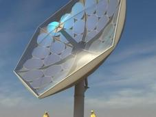 Develops Solar Collector Using Supercomputer Cooling