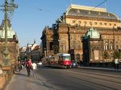 Czech Republic Explosion Prague Near National Theatre