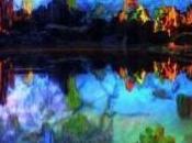 Multicolored Stalagmites Stalactites China