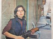 Female Fighters Syria Against Bashar Asad