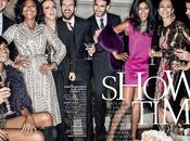 Naomi Campbell Vogue Brazil 2013 In...