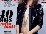 Vanessa Paradis Dusan Reljin Elle France 3rd, 2013