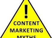 Three Content Marketing Myths