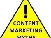 Three Content Marketing Myths