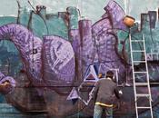 Cernesto London Mural
