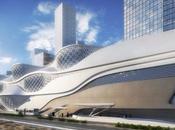 Zaha Hadid Designs King Abdullah Financial District Metro Station Riyadh Architecture