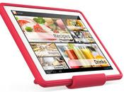Archos Chefpad Tablet, Tablet Your Culinary Creations