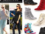 Polyvore: Wedge Sneakers Under $100.00