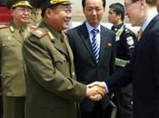Choe Ryong Arrives Beijing Visit