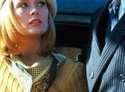 Clyde Barrow's Dapper Dark Pinstripe Suit